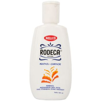 Prickly Heat Powder & Lotion Losion Rodeca rodeca lotion tutup fliptop